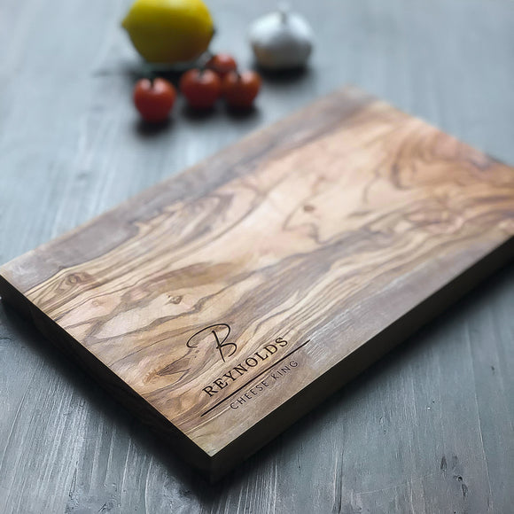 Personalised Engraved Chopping / Cheese Board