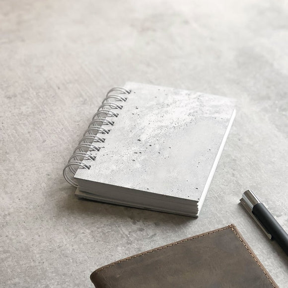 Real Concrete Cover Journal