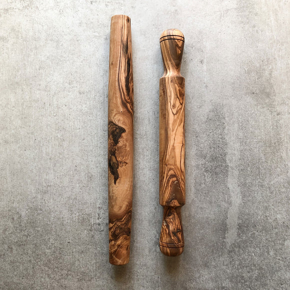 Olive Wood Rolling Pin