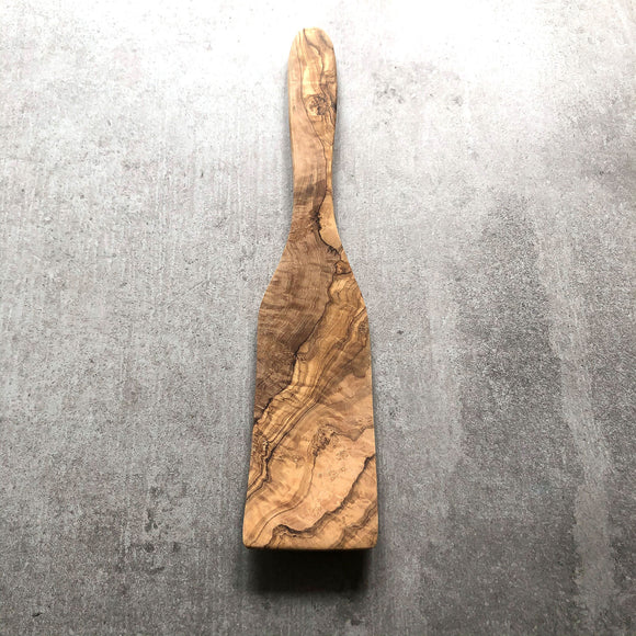 Traditional Olive Wood Spatula
