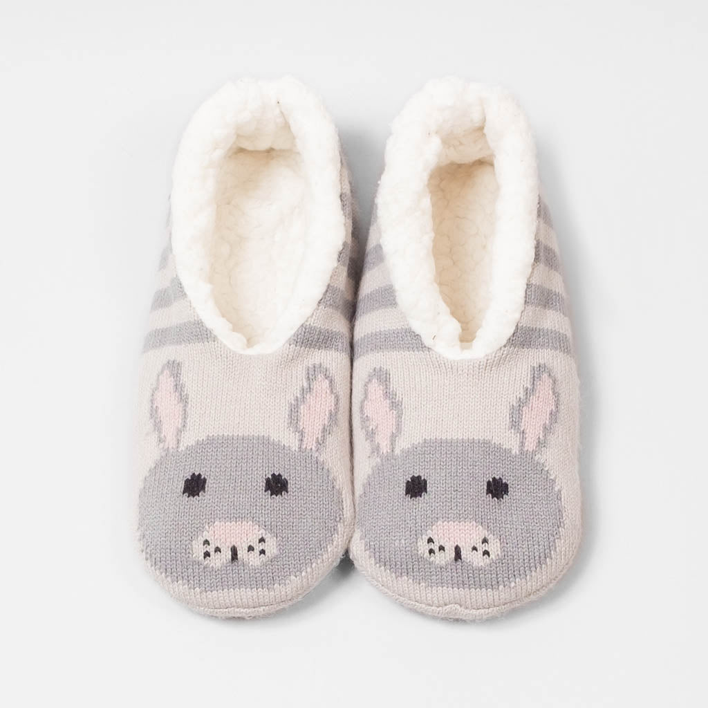 Forest Friend Slipper - Bunny (Wild Dove)