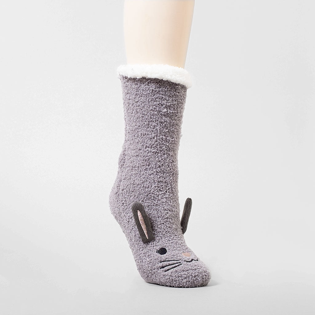Companion Lounge Sock - Bunny (Wild Dove)