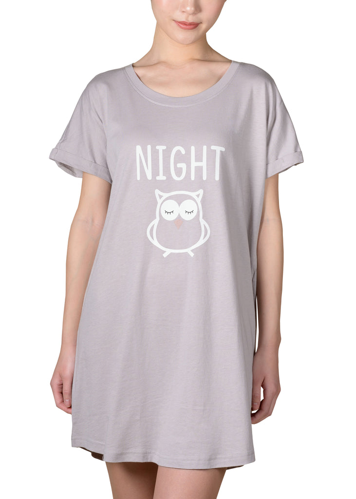 Express'o' Yourself Sleep Shirt - NIGHT OWL