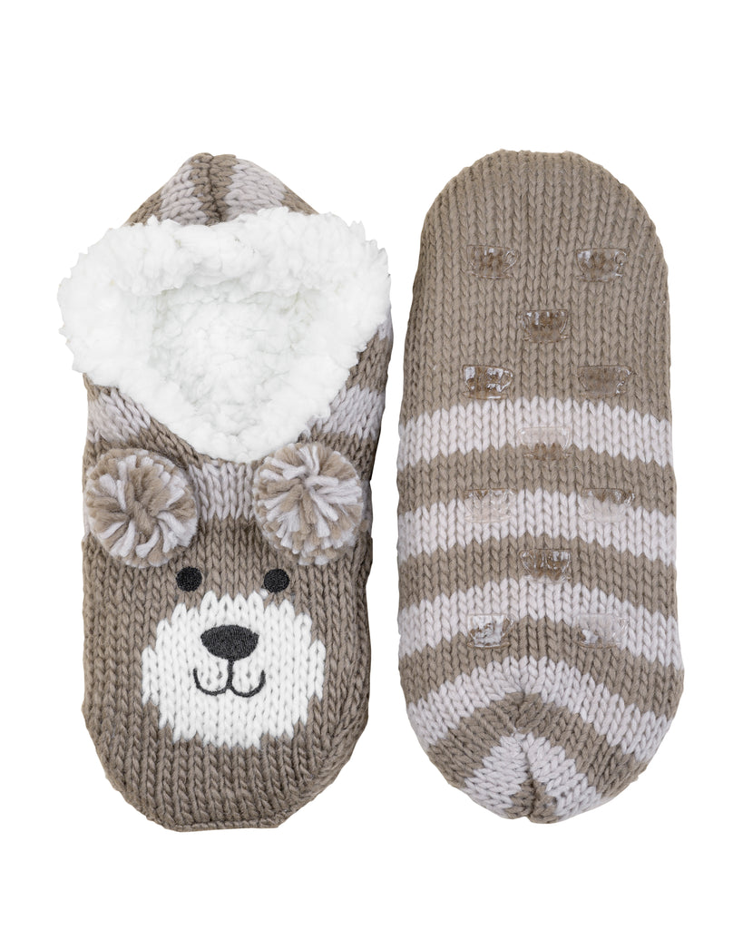 Critter Ankle Slippers S/M