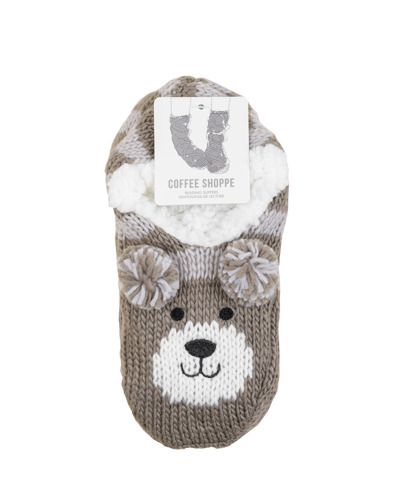 Critter Ankle Slippers