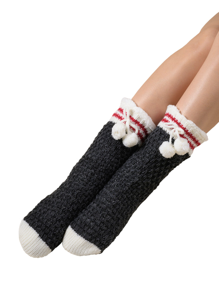 COZY Canadiana Lounge Socks