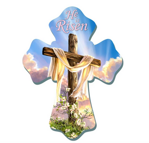 He Is Risen Wall Cross