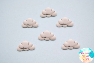 Heavenly Clouds Buttons Set