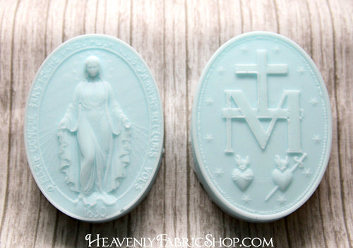 Miraculous Medal Soap Set