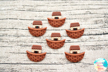 Noah's Ark  6 pc Button Set