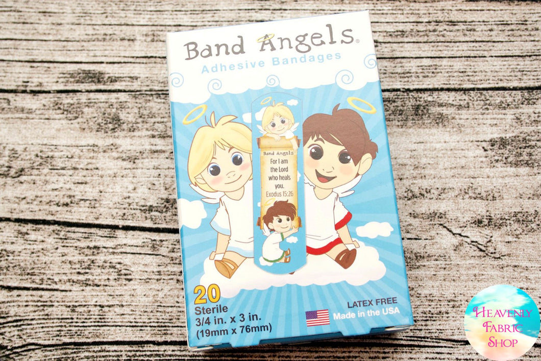 Band Angels Kid's Religious Bandages