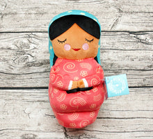 Shining Light Our Lady of Guadalupe Plush Doll