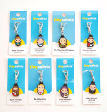Tiny Saints Rubber Charms K-Z