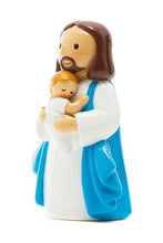 Baptized Into Christ Baby and Jesus Statue