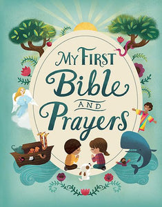 My First Bible Stories and Prayers Padded Book