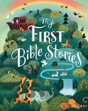 My First Bible Stories Padded Book