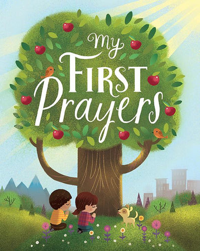 My First Prayers Padded Book