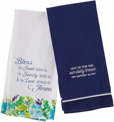 Our Daily Bread Tea Towel Set