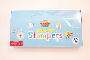 Religious Stampers 50pc Set