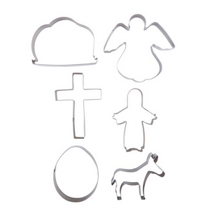 Story of Easter Cookie Cutter Set