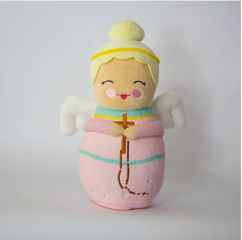 Guardian Angel Plush Doll