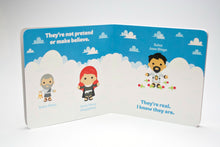 Tiny Saints The Saints Are Watching Over Me Board Book