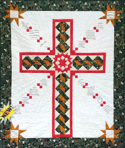 Rejoice Quilt Pattern & Fabric Panel Kit