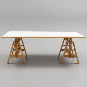 Vintage 1950's Leonardo Table by Achille Castiglioni - Ex Display