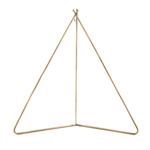 Deluxe TiiPii Tripod Stand (Brushed Bronze)