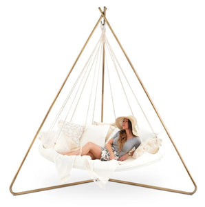 Deluxe 'Poolside' TiiPii Bed+Stand (Medium)