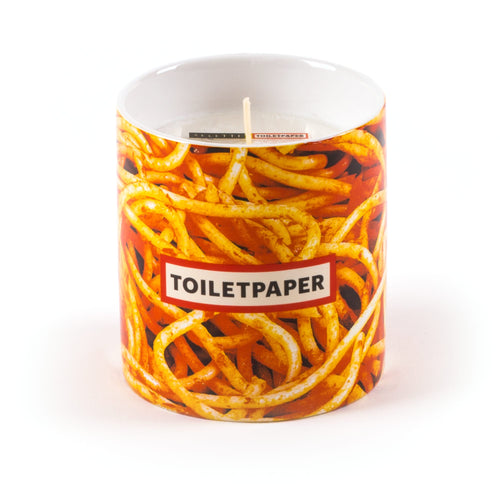 Toiletpaper Candle Entropy