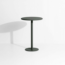 Load image into Gallery viewer, Week-end Garden High Bistro Table - Round