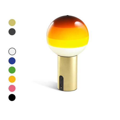 Small Dipping Portable Table Lamp