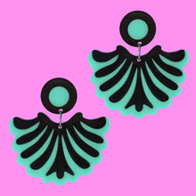 "Load image into Gallery viewer, ""Floralia 002"" Earrings"