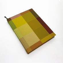 Load image into Gallery viewer, Individuate Pixel A5 Notebook - Green Tones