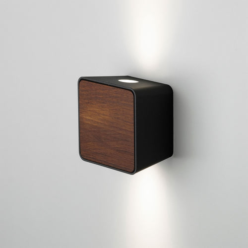 Square Lab Outdoor Wall Light