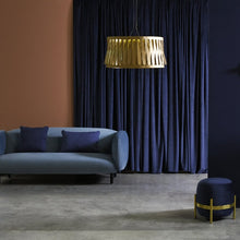 Load image into Gallery viewer, Moïra 3 Seat Velvet Sofa