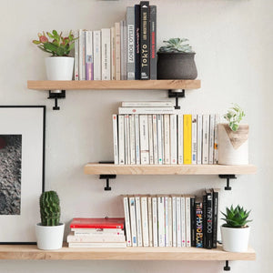 Tiptoe Wall Shelving Brackets