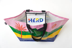 HERD tote bag 'The Rio' Large
