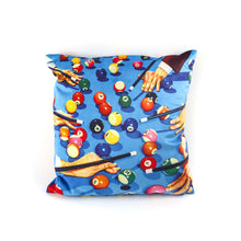 Load image into Gallery viewer, Snooker Toiletpaper Cushion Cover