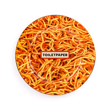 Load image into Gallery viewer, Seletti Wears Toiletpaper Porcelain Plate Spaghetti