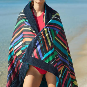 Majorca Tiles Signature Beach Towel