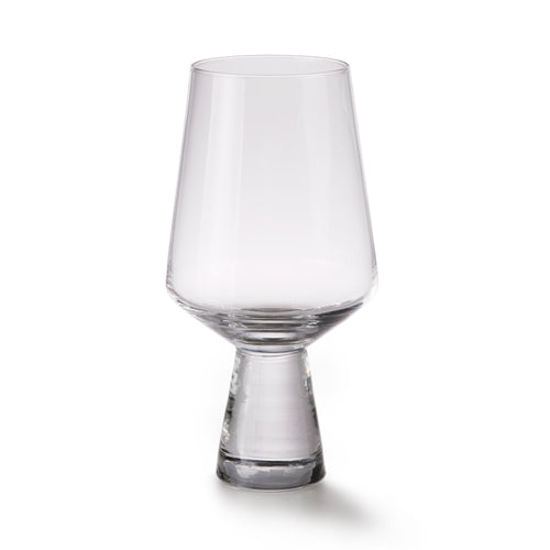 Clear Wine Glass