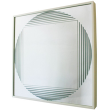 "Load image into Gallery viewer, Fontana Arte ""Brama"" Illuminated Mirror  by Gianni Celada 1970's"