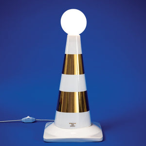 Street Life Table Lamp - Ex Display