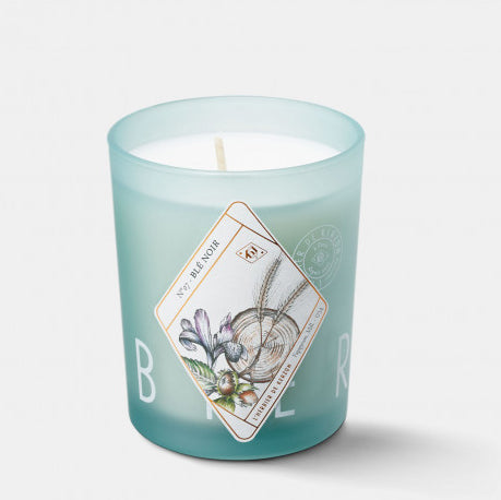 Fragranced Candle Blé Noir - Iris & Hazelnut by Kerzon Paris