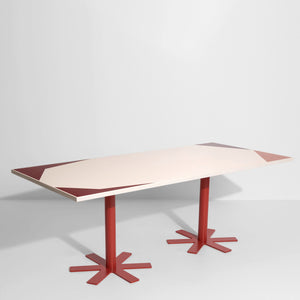 Parrot Table- Multi Colour