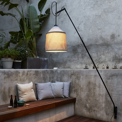 Jaima Outdoor Wall Mounted Lamp