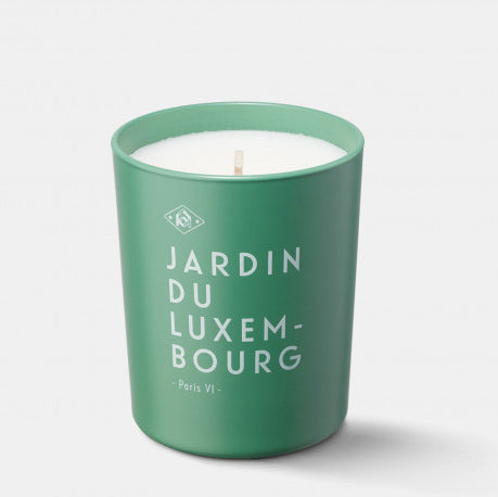 Fragranced Candle Jardin Du Luxembourg - Lilac & Honey by Kerzon Paris