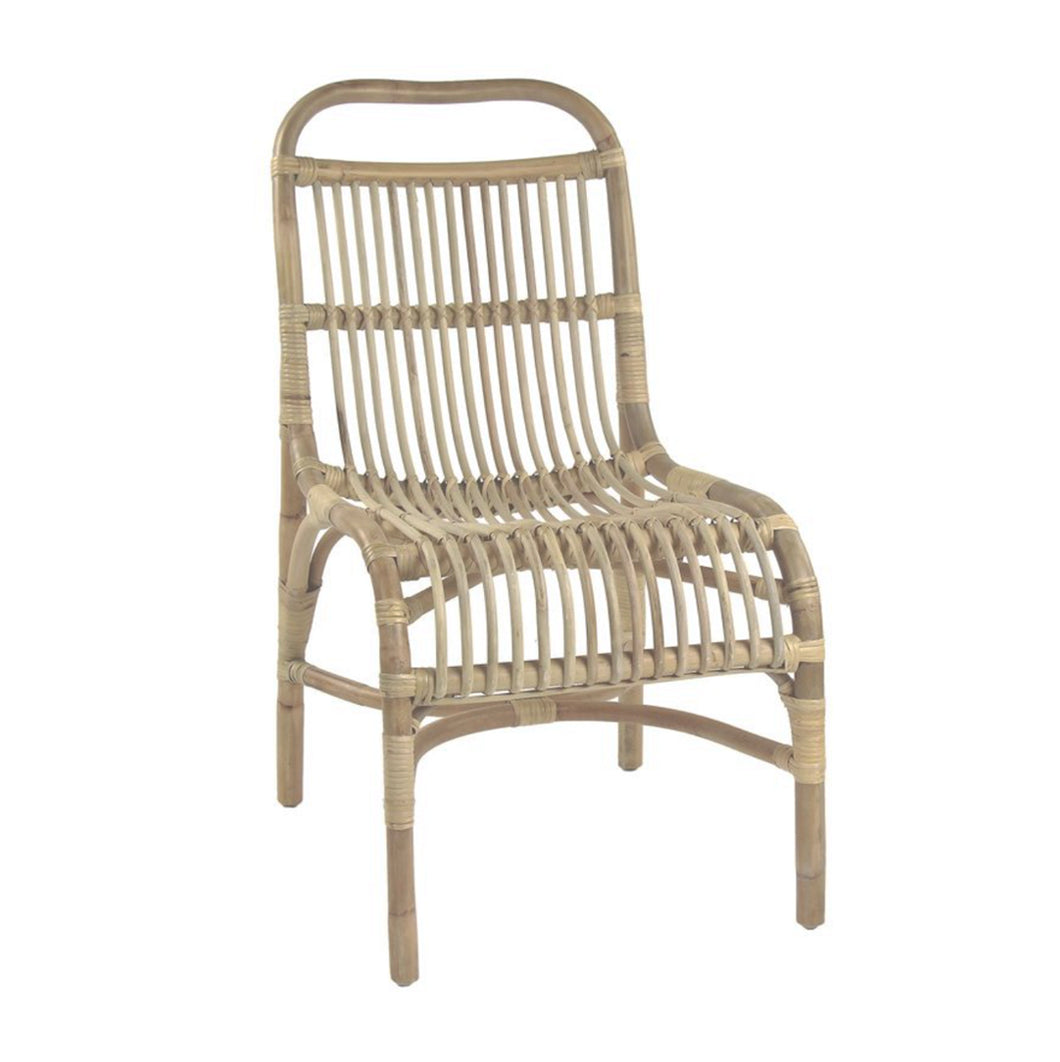 Kim Rattan Lounge Chair